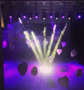 הגברה ותאורה לחתונה באשקלון